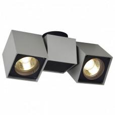 LVS_531354 Germany Lighting Decken- leuchte, schwarz, 2xGU10, max. 2x 50W