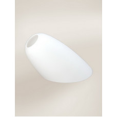 Плафон,  Н9 D9,5*8, E14 белый
