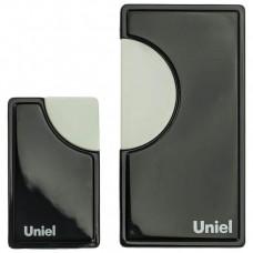 Звонок беспроводной (02240) Uniel UDB-002W-R1T1-32S-100M-BL