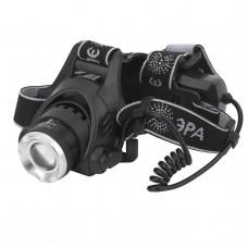 Налобный светодиодный фонарь ЭРА аккумуляторный GA-805 Б0039625
