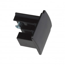 Заглушка торцевая для шинопровода Uniel UFB-C41 Black