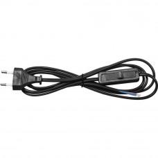 Сетевой шнур с выключателем Feron KFHK1 23050