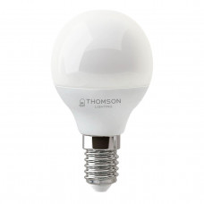Лампа светодиодная Thomson E14 6W 6500K шар матовая TH-B2315