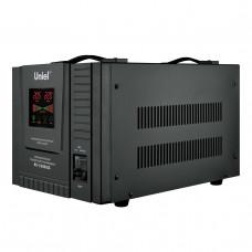 Стабилизатор напряжения (09500) Uniel 3000ВА RS-1/3000LS