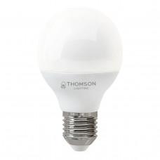 Лампа светодиодная Thomson E27 4W 6500K шар матовая TH-B2363