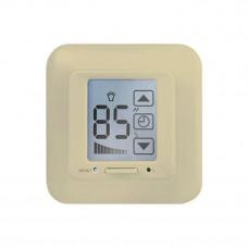 Диммер (04029) Uniel USW-001-LCD-DM-40/500W-TM-M-BG