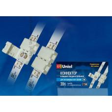 Клемма (06605) Uniel UTC-L-2/A20-NNN White 020 Polybag