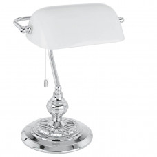 Настольная лампа Eglo Banker 90968