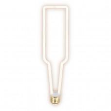 Лампа светодиодная филаментная Thomson E27 8W 2700K трубчатая матовая TH-B2399