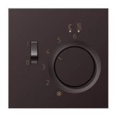 Регулятор теплого пола Jung LS 990 dark FTRAL231D