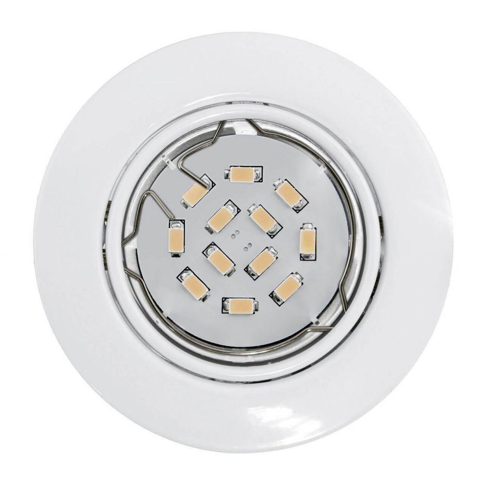Комплект из 3 встраиваемых светильников Peneto 94406