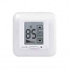 Диммер (04028) Uniel USW-001-LCD-DM-40/500W-TM-M-WH