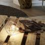 Настольная лампа декоративная Tarbes 94197