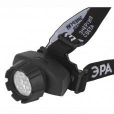 Налобный светодиодный фонарь ЭРА от батареек 165 лм GB-605 Б0031385