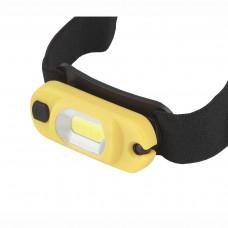 Налобный светодиодный фонарь ЭРА Практик аккумуляторный 150 лм GA-801 Б0030186