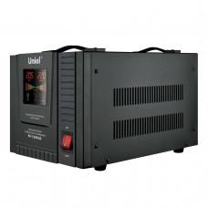 Стабилизатор напряжения (09499) Uniel 2000ВА RS-1/2000LS