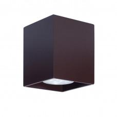 Потолочный светильник TopDecor Tubo8 SQ P1 15