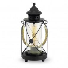 Настольная лампа Eglo Vintage 49283