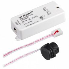 Датчик движения Arlight SR-8001 SR-8001B Black (220V, 500W, IR-Sensor)