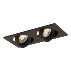 Встраиваемый светильник DL18412/02TSQ Black