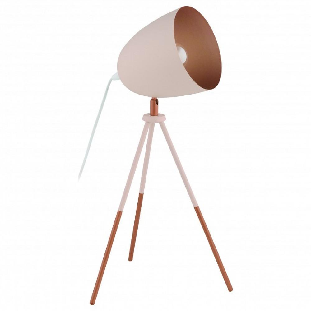 Настольная лампа декоративная Chester-P 49038