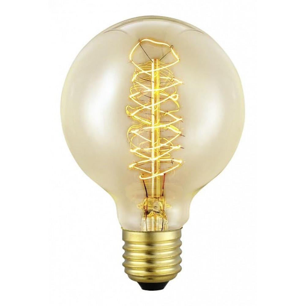 Лампа накаливания Vintage E27 60Вт 2700K 49504