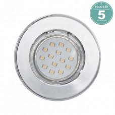 Комплект из 3 встраиваемых светильников Igoa 93228 Eglo