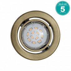 Комплект из 3 встраиваемых светильников Igoa 93239 Eglo