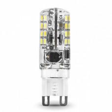 Лампа светодиодная Gauss 1077 G9 3Вт 2700K 107709103