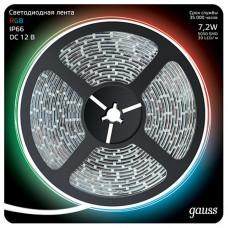 Лента светодиодная Gauss Gauss 311000407