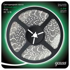 Лента светодиодная Gauss Gauss 312000605