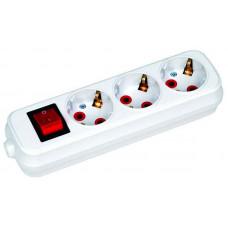 Удлинитель с выключателем Horoz Electric 200-307-302 HRZ00001502