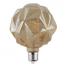 Лампа светодиодная Horoz Electric Rustic Crystal-6 E27 6Вт 2200K HRZ00002347