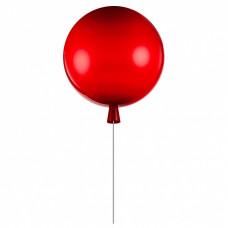 Накладной светильник 5055C/M red