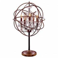 Настольная лампа декоративная Enrike LOFT1897T
