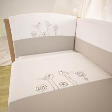 Комплект с одеялом детский Волшебная полянка