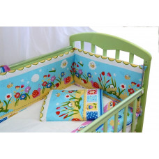 Комплект с одеялом детский Улыбка
