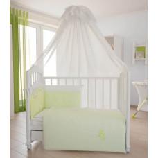 Комплект с одеялом детский На лугу