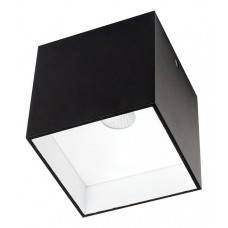 Накладной светильник DL18416/11WW-SQ Black/White