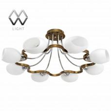 Светильник потолочный MW Light 324010508 Альфа