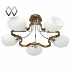 Светильник потолочный MW Light 324010605 Альфа