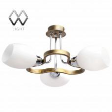 Светильник потолочный MW Light 324010803 Альфа