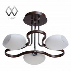 Светильник потолочный MW Light 324010903 Альфа