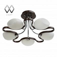 Светильник потолочный MW Light 324011005 Альфа