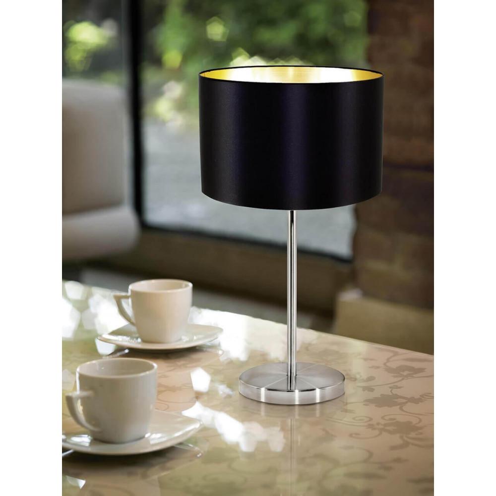 Настольная лампа декоративная Maserlo 31627